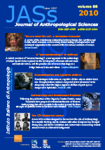 Journal of Anthropological Sciences